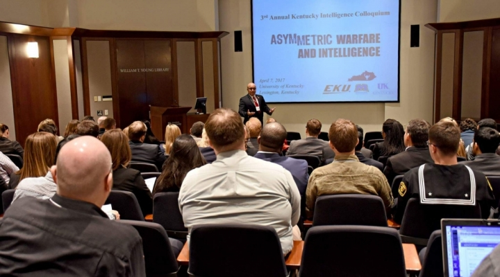 3rd Annual Kentucky Intelligence Colloquium