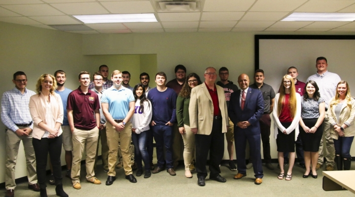 HLS 401 Project Presented to Kentucky Intelligence Fusion Center