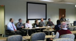 BGS IC CAE Hosts Intelligence and Security Career Panel