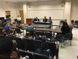 BGS IC CAE Host Intelligence Career Panel at MSU
